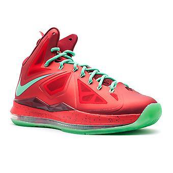 Nike Lebron 10 X Christmas - 541100-600 - Shoes