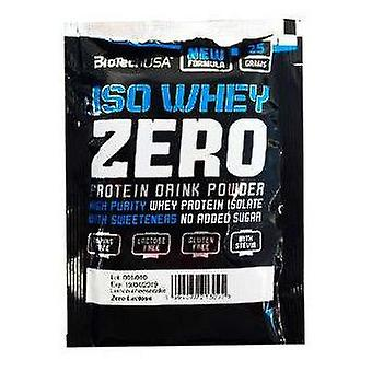 BiotechUSA Isowhey Zero Lactose Free  25 g (Sport , Muscle mass , Proteins)