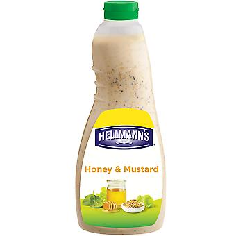 Hellmanns Honig & Senf Salat-Dressing
