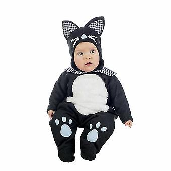 Cat baby costume kitten cat baby costume jumpsuit