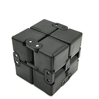 Luxe EDC Infinity Cube Mini Grappig Educatief Brain Teaser Speelgoed Interessante Antistress Nieuwigheid Grappige Gadgets Anti Stress Speelgoed