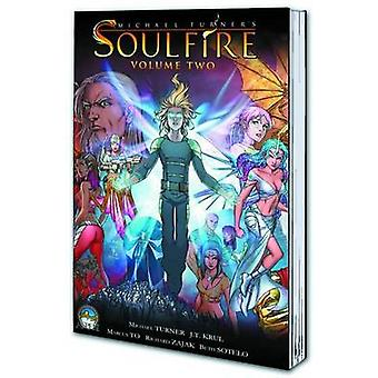 Michael Turner Soulfire - Volume 2 - Dragon Fall by Marcus To - J. T. K