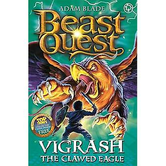 Vigrash a águia garras - livro 70 por Adam Blade - livro 9781408323991