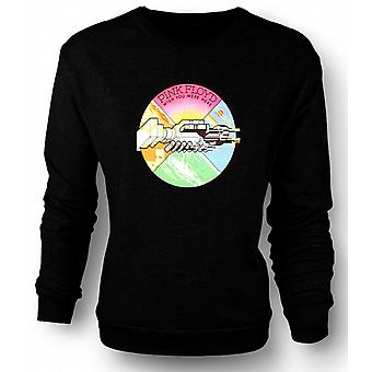 Mens Sweatshirt Pink Floyd - Wish You Were - Here