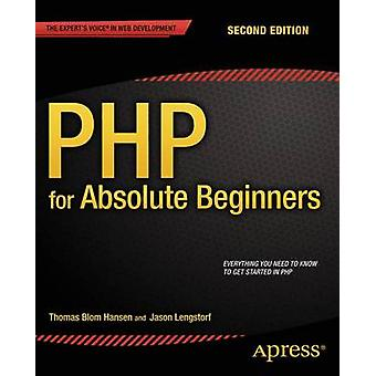 PHP for Absolute Beginners by Lengstorf & Jason