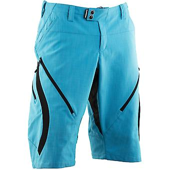 Race Face blau Hinterhalt MTB Shorts