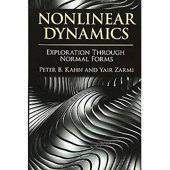 Nichtlineare Dynamik: Entdeckungsreise durch normalen Formen (Dover Books on Physics)
