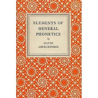Elementos de fonética geral