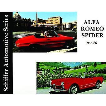 Alfa Romeo Spider 1955-1986 (Schiffer Automotive)