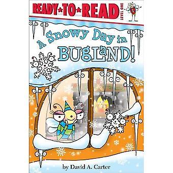 Ein verschneiter Tag in Bugland! (Ready-To-Read - Stufe 1