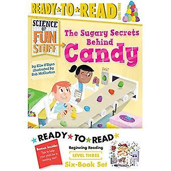 Ciencia de cosas divertido Ready-To-Read Value Pack: los secretos dulces dulces; Las entradas y salidas de béisbol...