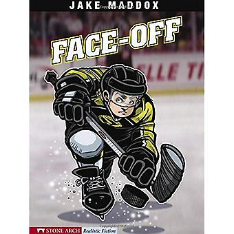 Face-Off (Jake Maddox Sports Story)