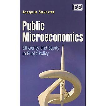 Pubblica Microeconomia: Efficienza ed equità nelle politiche pubbliche