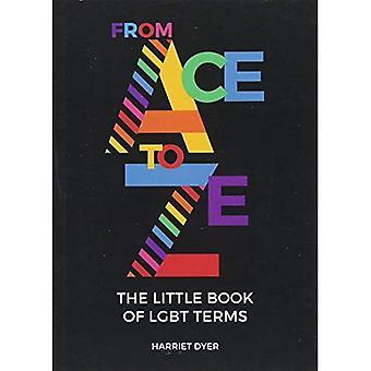 Von Ass bis Ze: The Little Book of LGBT-Begriffe