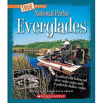 Everglades (vrai livre des parcs nationaux)
