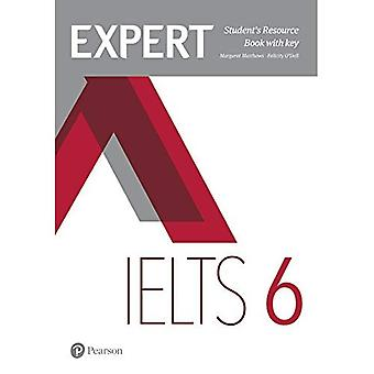 Expert IELTS 6 Student's Resource Book with Key (Expert)