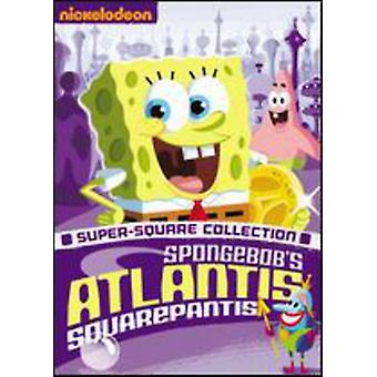 Spongebob Squarepants - Atlantis fyrkant [DVD] USA import