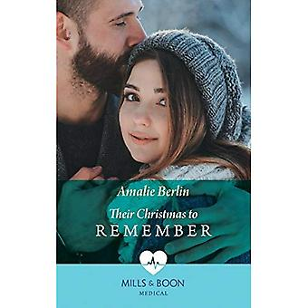 Their Christmas To Remember� (Scottish Docs in New York, Book 1) (Scottish Docs in New York)