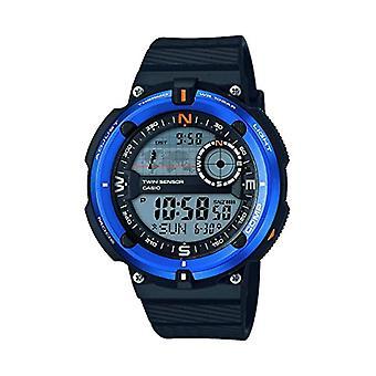 Casio digital watch Unisex Quartz with resin band SGW-600 h-2AER