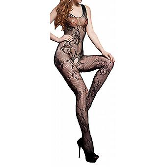 Waooh69 - Open combination lace Biva
