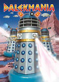 Dr. Who Dalekmania fridge magnet  624   (sd)