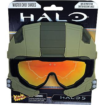Sunstaches Halo Master Chief