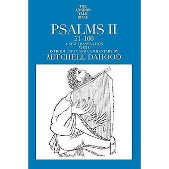 Psalms II 51100 by Dahood & Mitchell