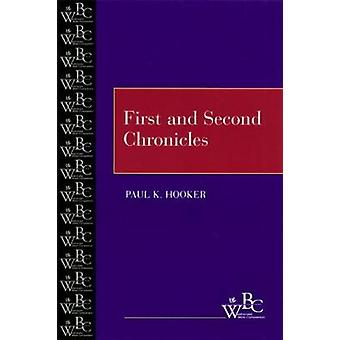 Primeiras e segunda crônicas por prostituta & Paul K.