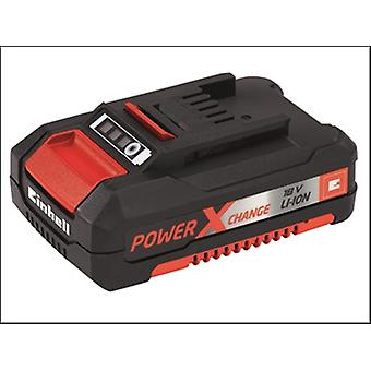 Einhell Px-Bat15 Power X-Change batteri 18 Volt 1.5ah Li-Ion