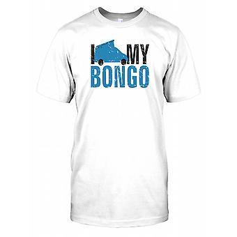 Ja mój Bongo - Koszula męska T Mazda samochód kempingowy