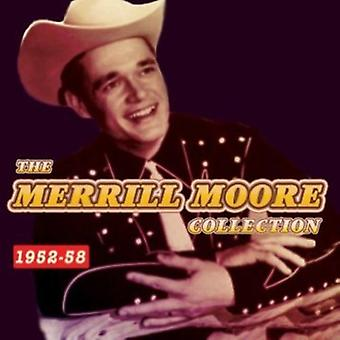 Merrill Moore - Moore Merrill-Collection 1952-58 [CD] USA import