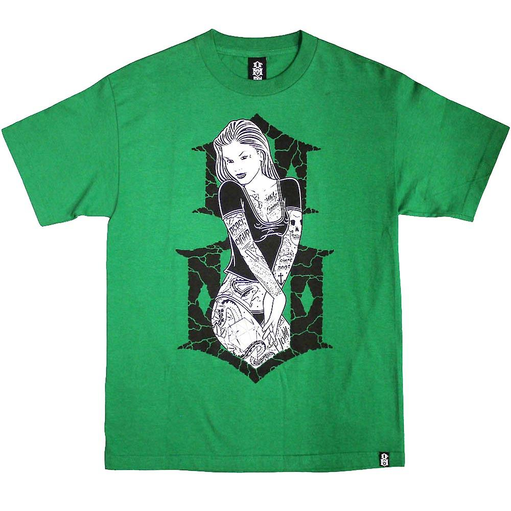 Rebel8 6th Street T-shirt Green