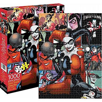Harley Quinn DC Comics 1000 piece jigsaw puzzle  690mm x 510mm (nm)