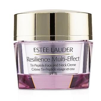 Estee Lauder Resilience Multi-Effect Tri-Peptide Face and Neck Creme SPF 15-For Normal/Combination Skin-50ml/1.7oz