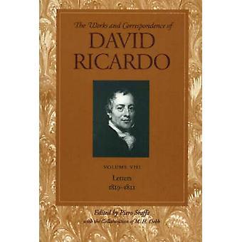 Works and Correspondence of David Ricardo - Letters 1819-1821 - v. 8 - L