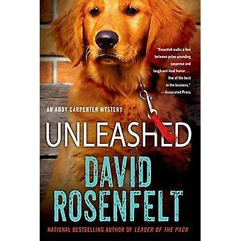 Unleashed - An Andy Carpenter Mystery by David Rosenfelt - 97812500489
