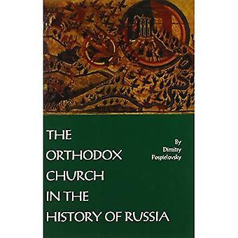 Den ortodoxa kyrkan i Rysslands historia