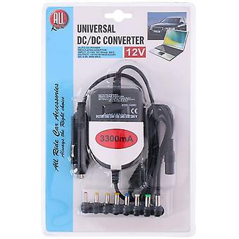 Universele DC Converter voor laptop 12V 3300mA Car truck van output 15V tot 24V