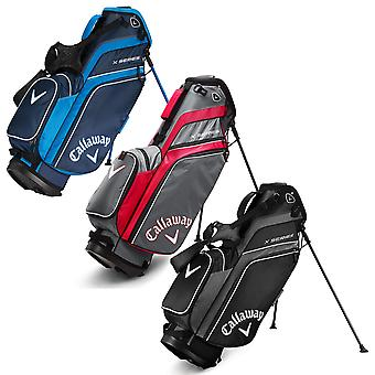 Callaway 2019 X-seriens stativ letvægts 6-vejs Golf taske