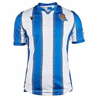 Maillot Real Sociedad 2019-2020