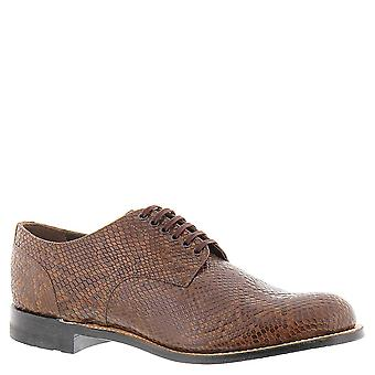 STACY ADAMS Madison 00079 Men's Oxford 10.5 2E US Cognac