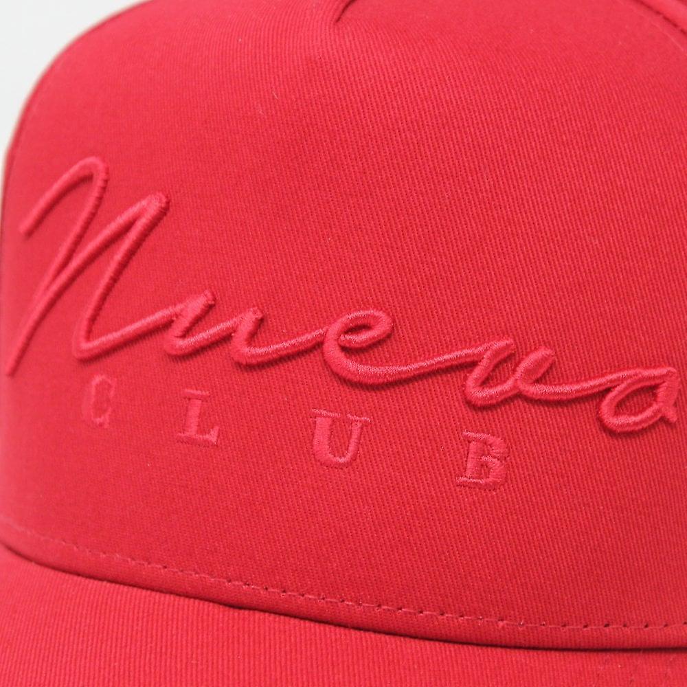 Nuevo Club Core Trucker - Red/red