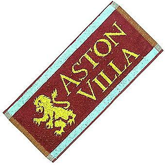Aston Villa FC cotton bar towel    (pp)