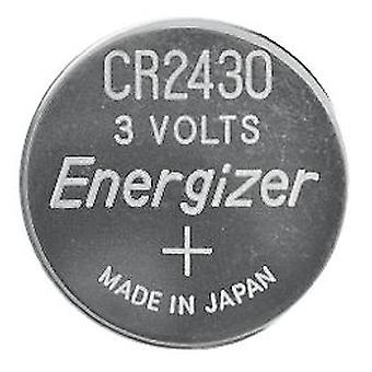 Gjerdeapparat Lithium knapp celle batteri Cr2430 3 V 2-Blister (DIY, strøm)