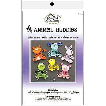 Quilling Kit Animal Buddies 273