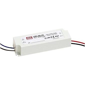 Mener WellLED driverLED-switching power supply LPV-20-5