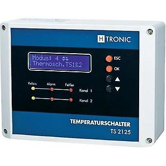 H-TronicHeating technology White, Blue, Black IP20