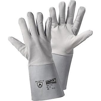 worky 1710 Glove nappa leather/split leather tulip Nappa leather/split leathe