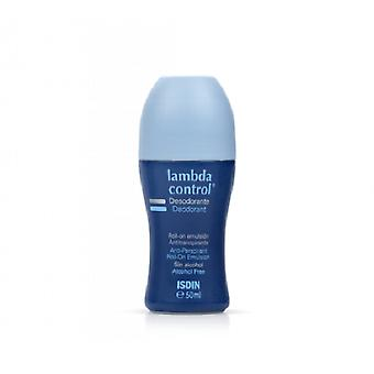 Isdin Lambda Control Deodorant Roll On 50 Ml without Alcohol