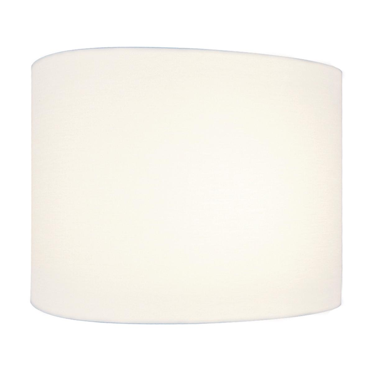 Dar S1019 Padova Cream Coloured Shade For Use With The Padova Wall Light